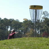 Chairlift Disc Golf Course