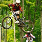 BetterRide Downhill Mountain Bike Skills Camp
