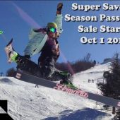 Super Saver Season Pass Sale