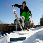 Beech Mountain Freestyle Terrain Events 13′-14′