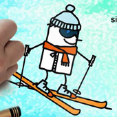 Learn to Ski Month