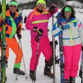 Totally 80s Retro Ski Weekend, Feb. 21-23