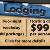 $99 Weekend Ski Getaway