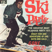 Back to Ski Season Party on Saturday, November 3, 2012