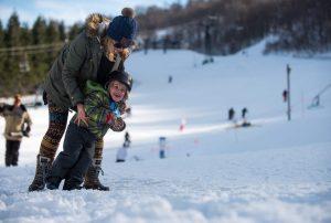 Snow Kamp