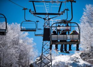 High Country Ski Lift