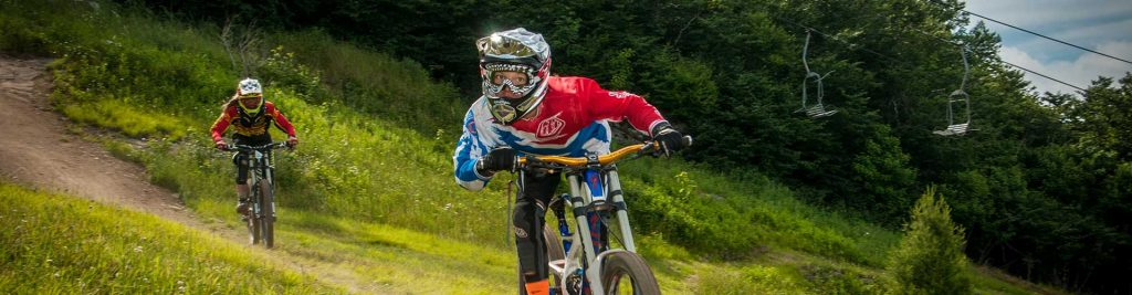 Mountain Biking at Beech Mountain Resort this Summer