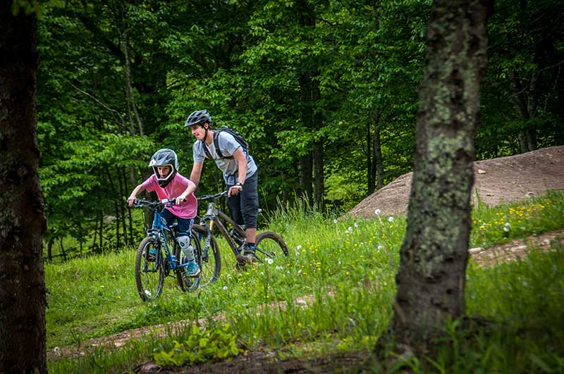 Mountain Biking Lessons and Packages