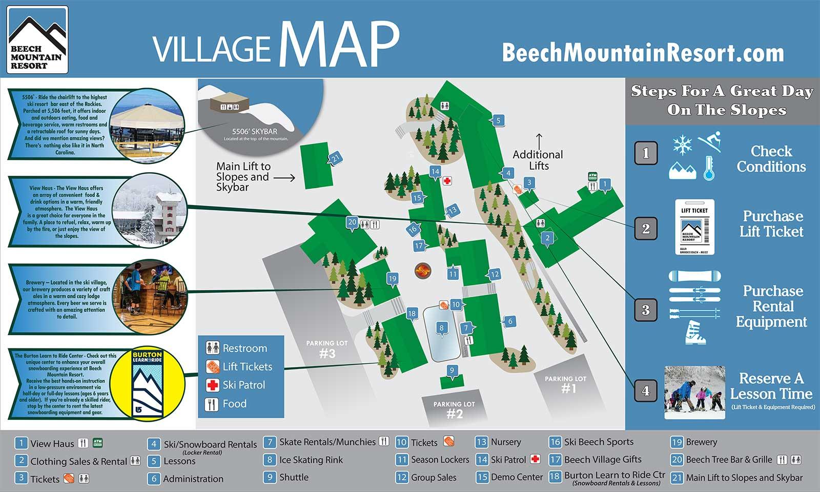 Beech Mountain Alpine Village