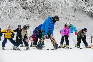 nc ski lessons