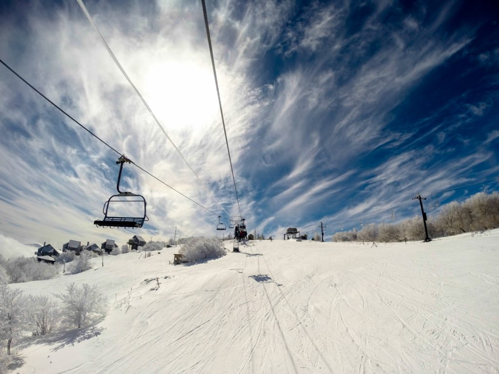 Skiing, Snowboarding and Ice Skating are Open!