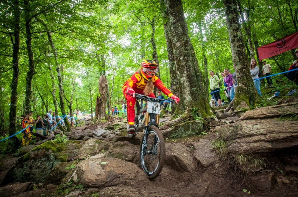 Pro Mountain Bike Gravity Tour Returns to Beech Mountain
