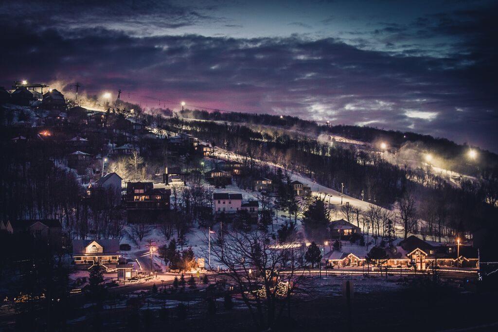 Night Skiing Starts Friday, December 14th