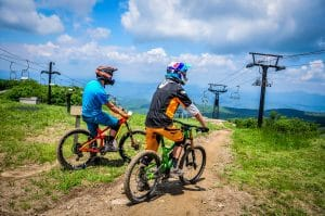 Mountain Bike Lessons & Camps