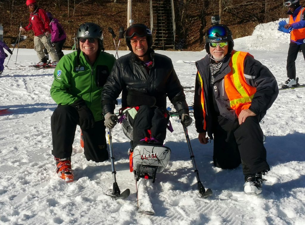 Adaptive Ski Week Returns!