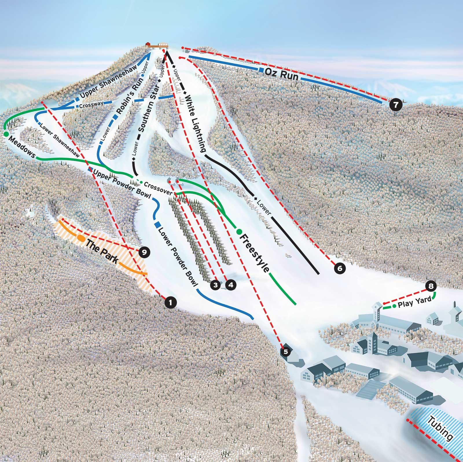 trail-map-new-2016 - beech mountain resort