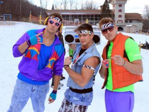 80 S Ski Apparel Parade At Beech Mountain Beech Mountain