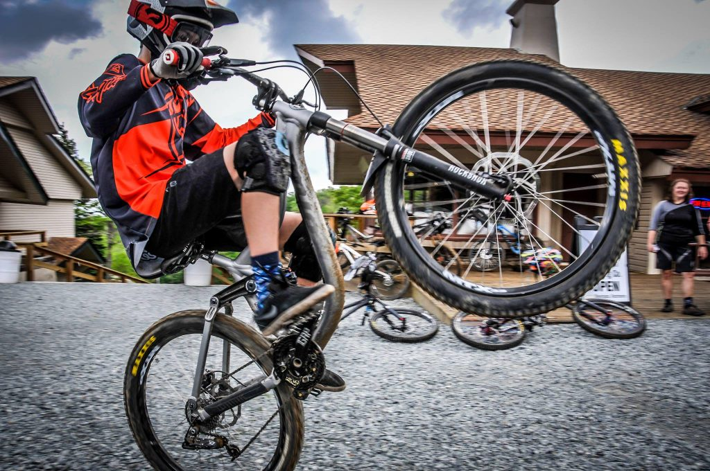 The Beech Mountain Enduro and Live Music