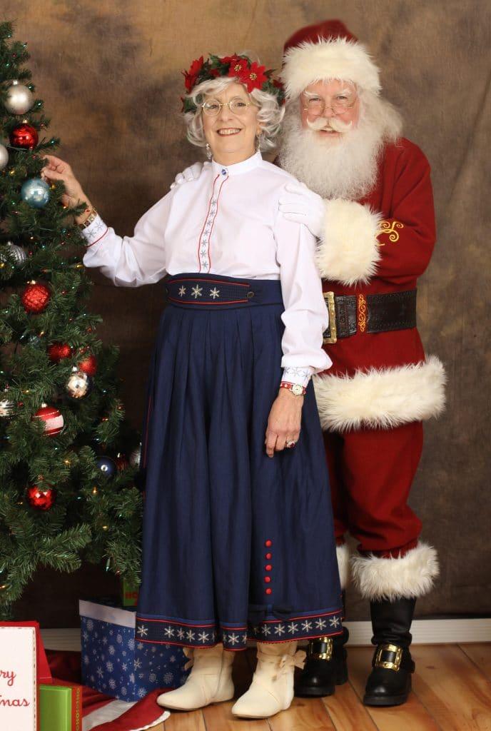 Santa Claus December 16th and 17th
