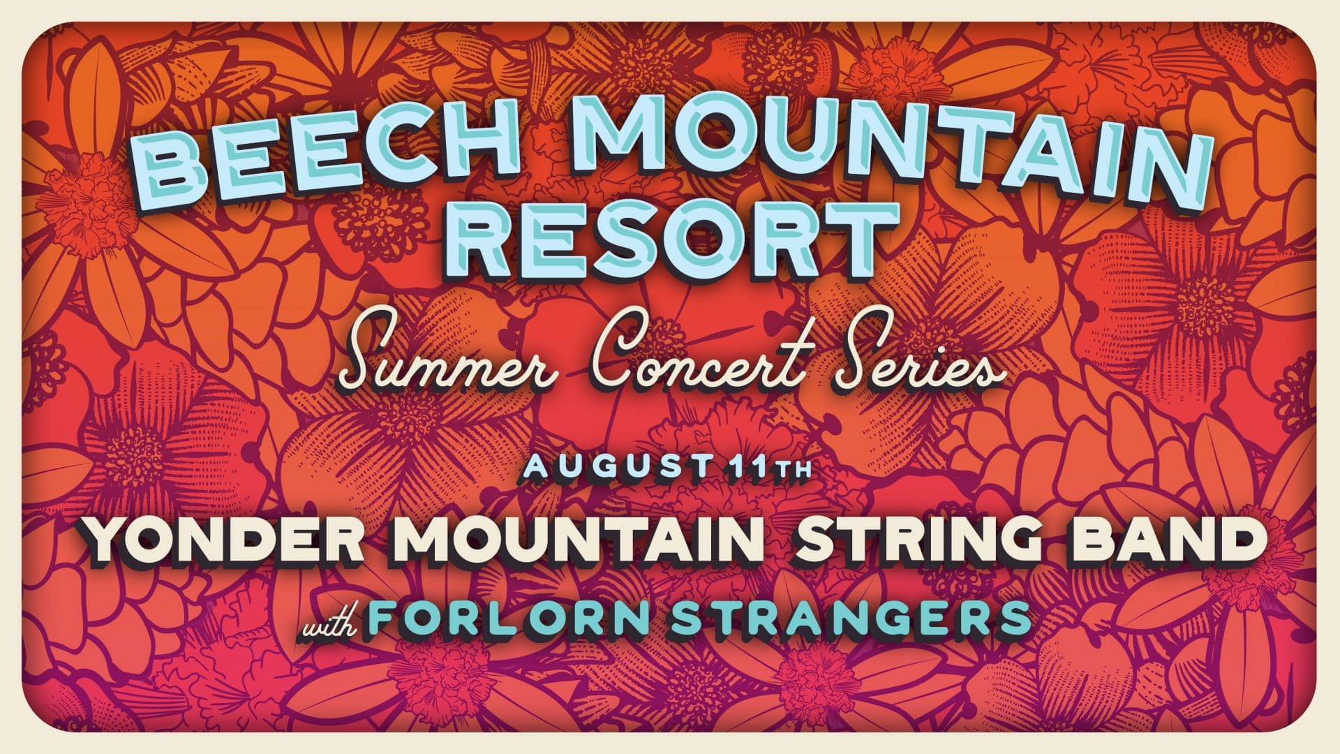 yonder mountain string band with forlorn strangers beech mountain