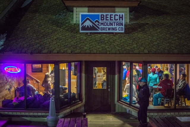 Beech Mountain Brewing Co. Fall Hours