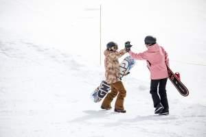 Beyond The Boundaries Snowboard Camp