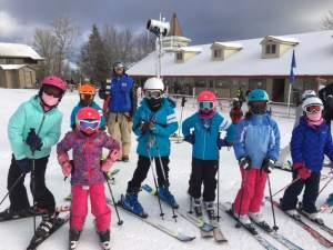 youth ski team boone
