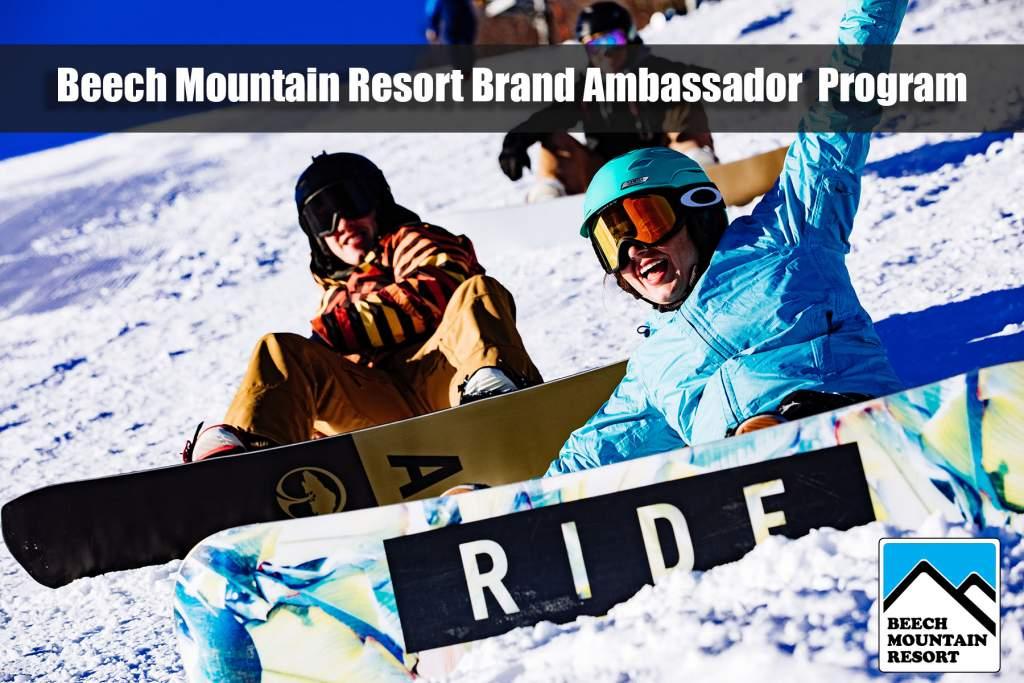 Beech Mountain Resort Launches Brand Ambassador Program