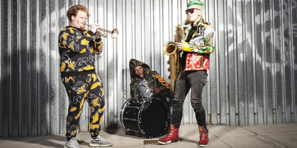 Live Music with Too Many Zooz December 14