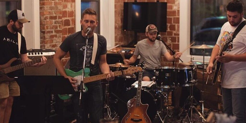 Live Music at 5506′ with Squirrel Jam