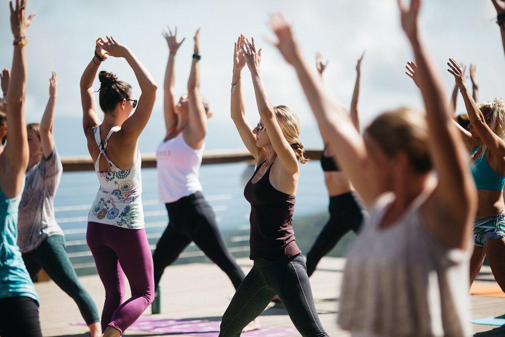 Mile High Yoga