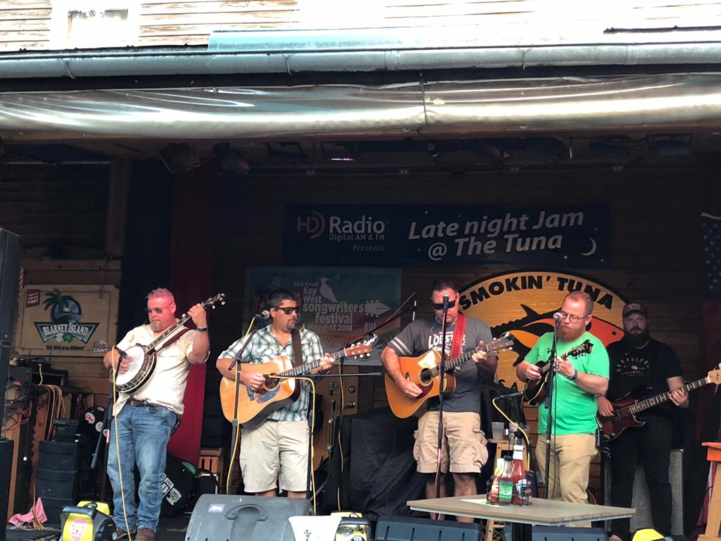 Live Music at 5506′ with The Honey Badgers