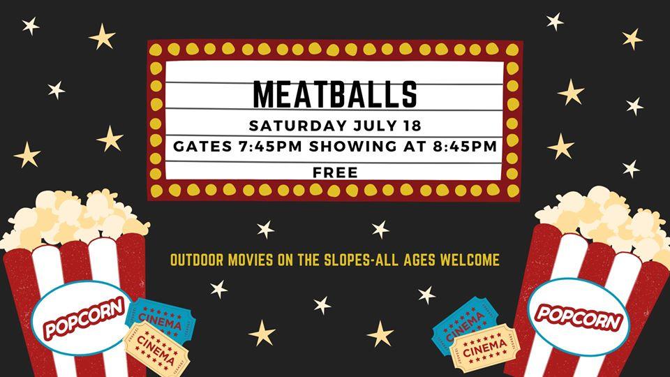 Movie Under the Stars Series to Begin Saturday, July 18