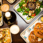 Food at Beech Mountain Brewing Co.