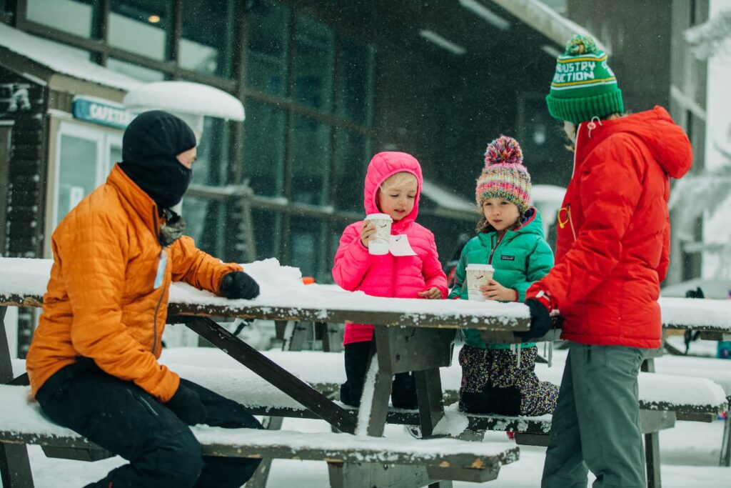 Young Students at Beech Mountain Resort